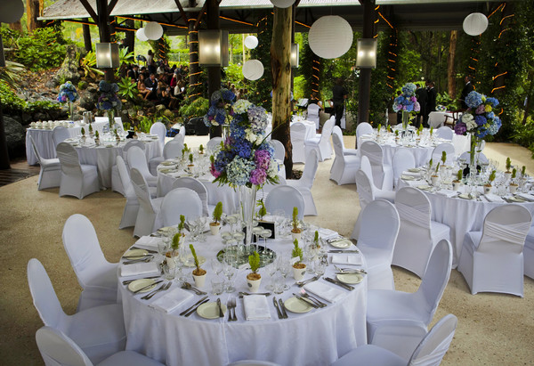 The Island Glade Wedding Venue