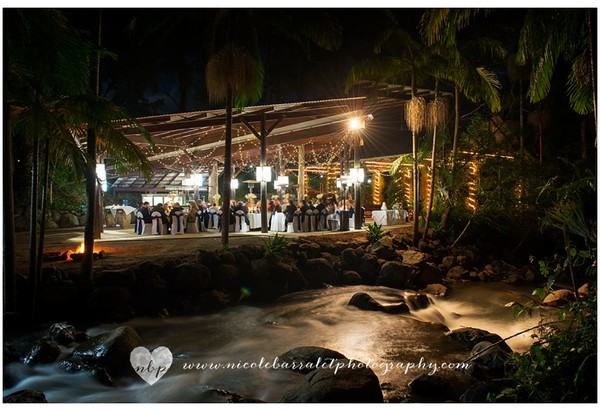 Reception at Island Glade